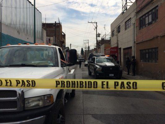 Lesionan a un hombre con arma de fuego durante intento de asalto