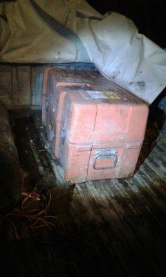 Recuperan fuente radioactiva robada en Santa Ana del Conde