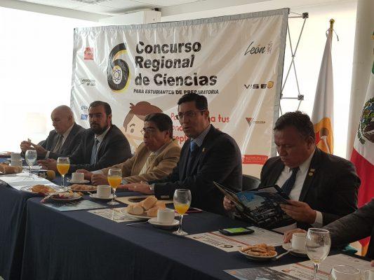Presentan sexta edición del Concurso Regional de Ciencias