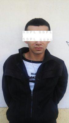Detienen a joven con droga en Chapalita