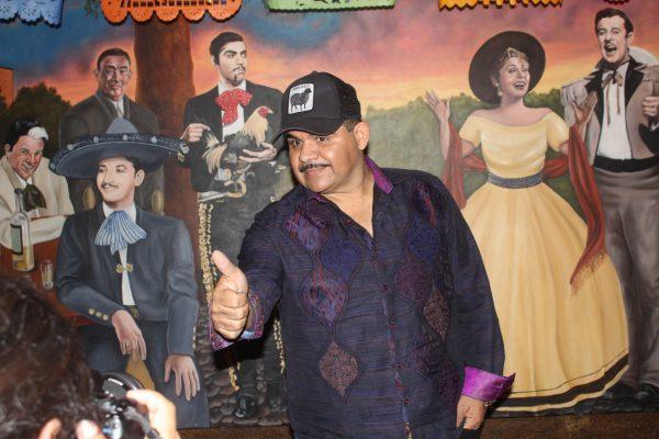León se ha vuelto en talismán para Chuy Lizárraga; este año lanzará nuevo disco