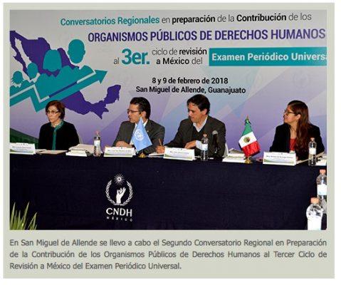 Se crea red interinstitucional dedicada a fortalecer la capacitación y promoción de los derechos humanos