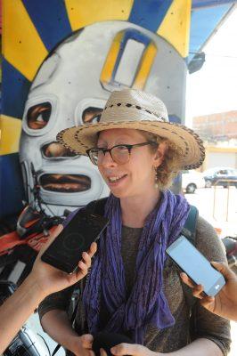 El arte urbano leonés es motivo de investigación y análisis