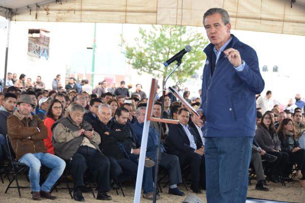 Anuncian nueva escuela y estación de policía en el polígono de Las joyas