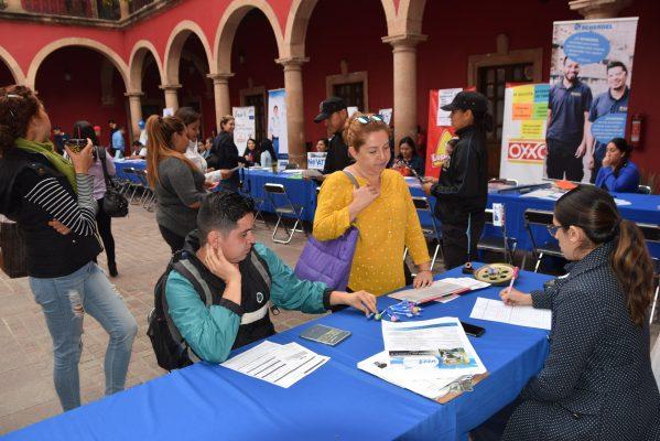 Se ofertaron más de 2 mil vacantes en Feria del Empleo 2018