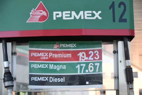 Veloz aumento de precios en los combustibles