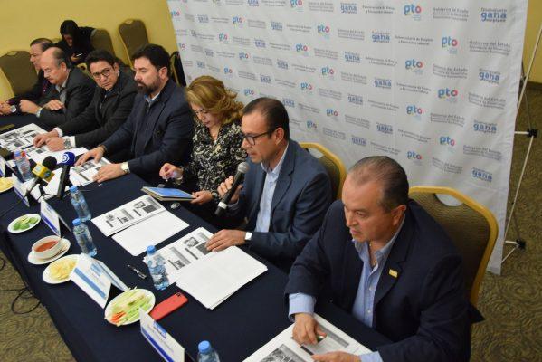 Trabajarán empresas vascas con el empresariado de Guanajuato y el Gobierno