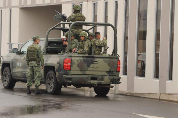 Entrada de la Policía Militar a la entidad reduce 32% los homicidios dolosos en los últimos 11 días