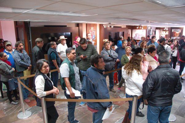 Recauda Municipio sólo 54% de cuotas mínimas de predial