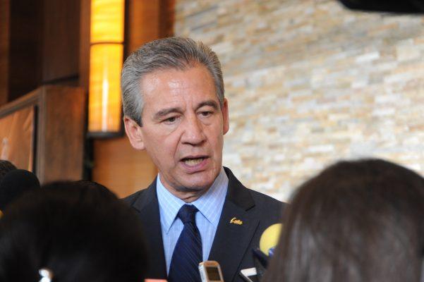 Se registrará hoy Héctor López Santillana como precandidato a la alcaldía de León