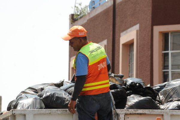 Continúan quejas por  recolección de basura