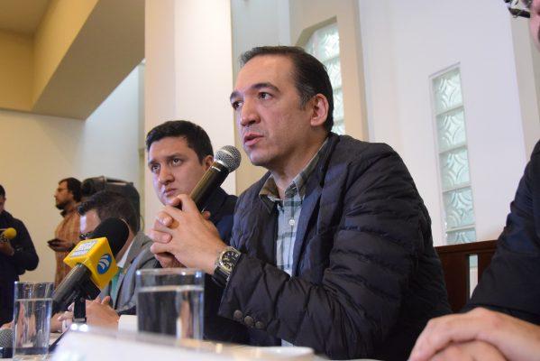 Sergio Contreras comenzará a construir su equipo de trabajo