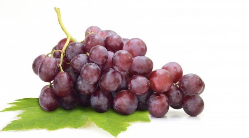 15 uva fruta