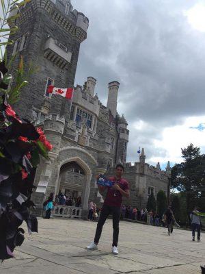 Estudia en Canadá y trae enseñanza Bernardo Soto
