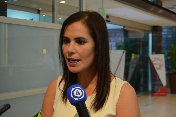 Respeta Alejandra Gutiérrez decisión de Ricardo Sheffield
