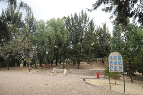 Biblioteca Verde en Cárcamos para fomento de lectura