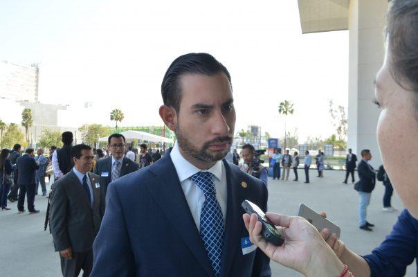 """""""No vamos a obedecer a intereses particulares de nadie"""": Ruiz Chico"""