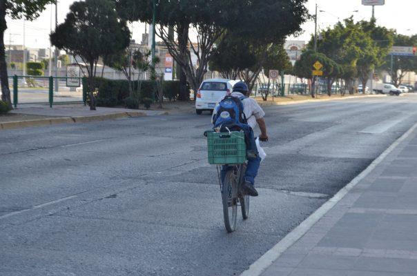 Analizan sancionar a ciclistas que infrinjan reglamento