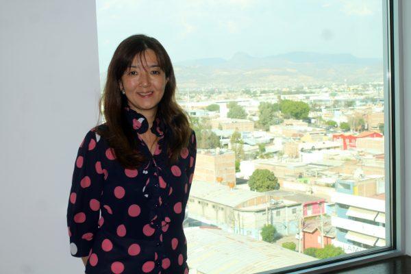 Kayoko Furukawa, orgullosa de ser mujer japonesa en México