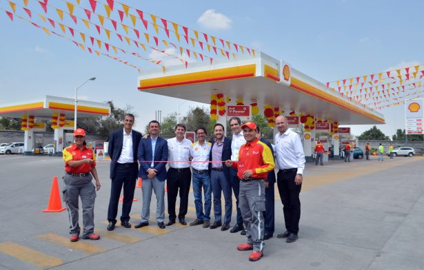 Inaugura Shell su estación número 27 en Guanajuato