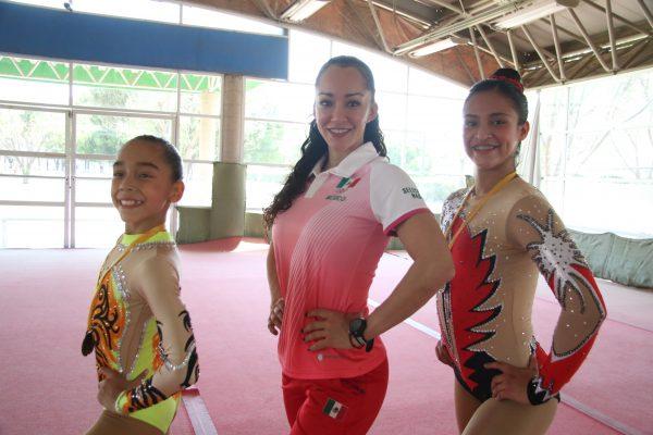 Dos gimnastas leonesas consiguieron su pase al mundial