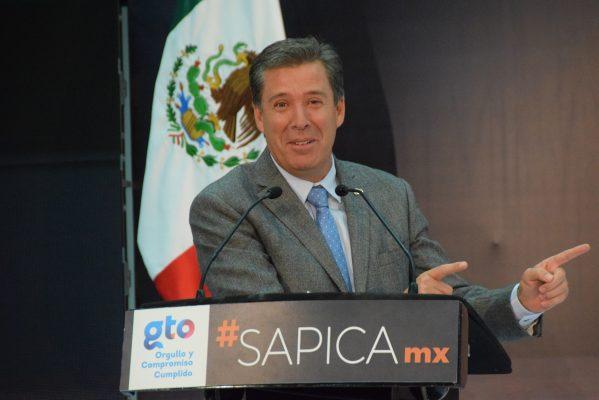 Se deslinda Miguel Márquez de designar candidatos