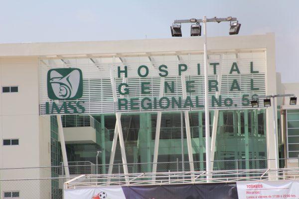 Afinan detalles para concluir Hospital General Regional del IMSS