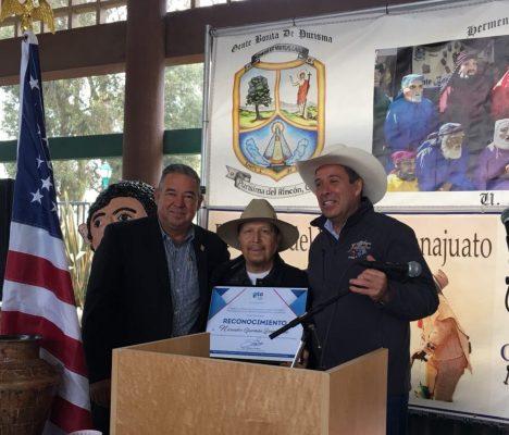 Resalta Gobernador tradición de La Judea en California