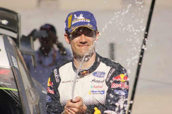 De vuelta a sus manos; La corona del Rally México volvió a Sebastien Ogier