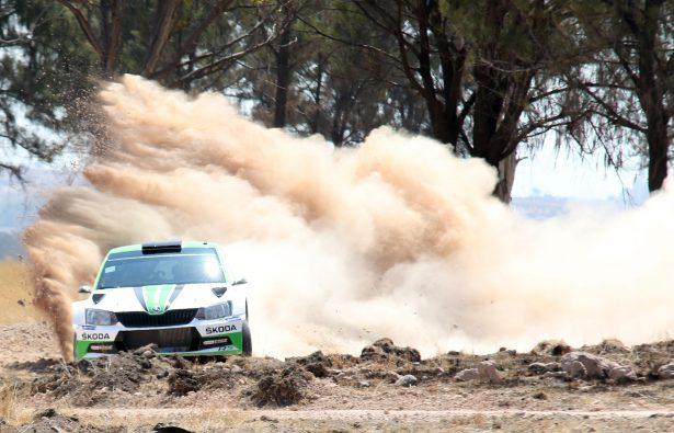 ¡Levantan el polvo! Comienzan las pruebas del WRC2