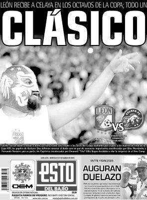 Edición digital ESTO del Bajío – miércoles 07 | marzo | 2018