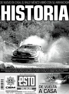 Edición digital ESTO del Bajío – viernes 09 | marzo | 2018