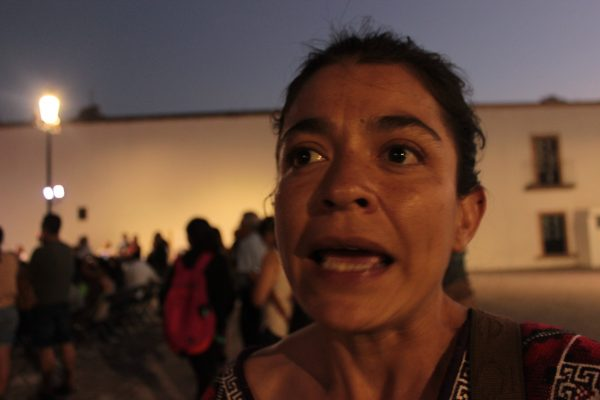 Bailaron, cantaron, y actuaron adultos mayores en San Juan de Dios