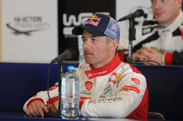 Loeb quiere más confianza; El multicampeón del WRC recuperará notas de 2012