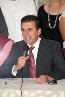 """""""Mi único contrincante es Miguel Márquez"""": Ricardo Sheffield"""
