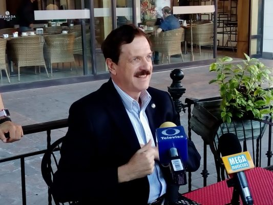 Sheffield no gana gubernatura: Juan Carlos Romero Hicks