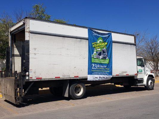 Inicia recolecta basura electrónica en Soriana Satélite