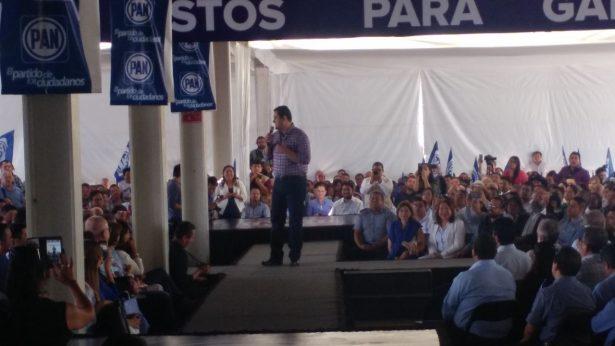 Diego Sinhué ya está listo para iniciar su campaña