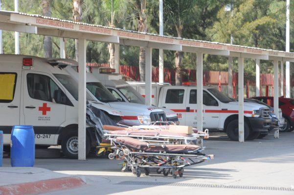 Tiene Cruz Roja rezago en ambulancias