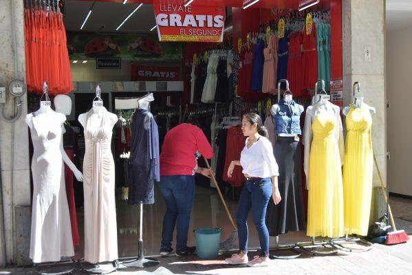 Vendedores del Centro quieren aprender idiomas