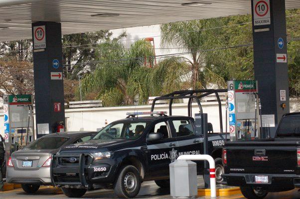 Busca Municipio regular gasto de combustible