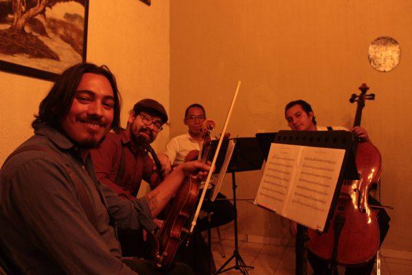 Noche de tango en Café de los Artistas