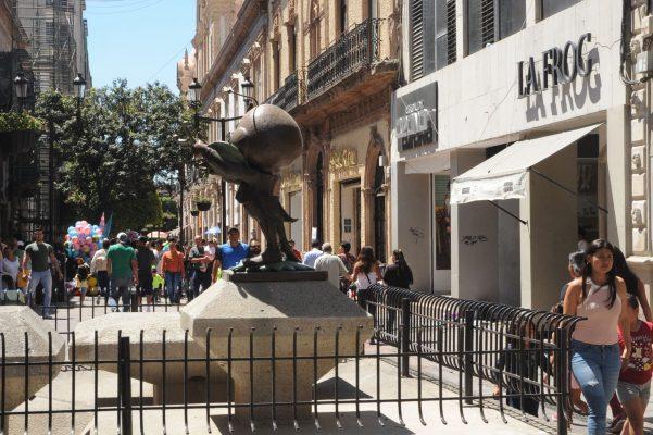 Estatuas, recuerdos indelebles de leoneses