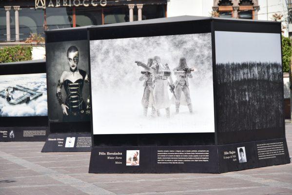 El arte 'viste' espacios públicos