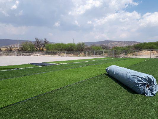 Construirá SOP gimnasio externo en Unidad Deportiva del Parque Metropolitano