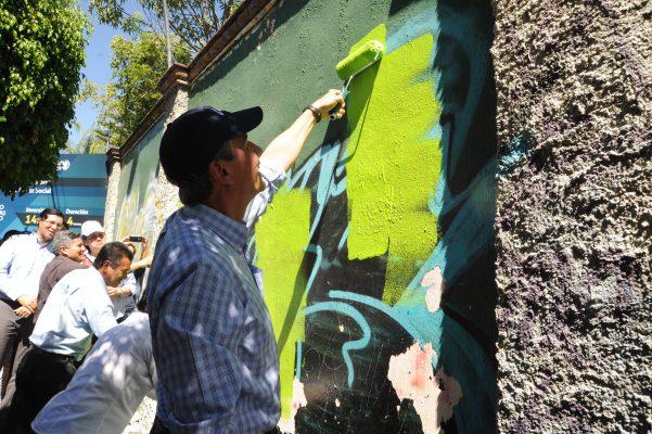 Se pintarán más de 7 mil casas en el polígono de Piletas