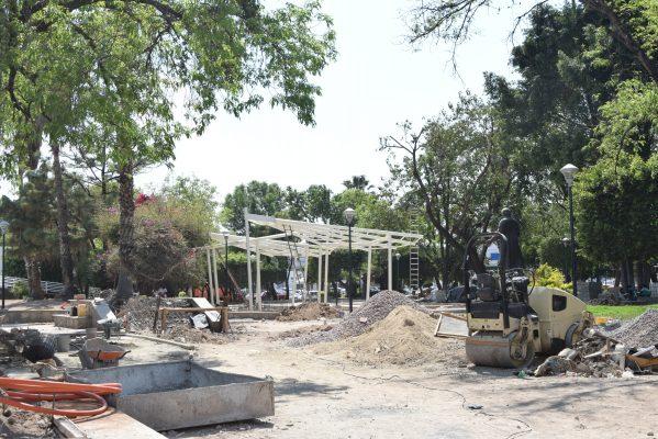 Próximamente se inaugurará el Parque Hidalgo