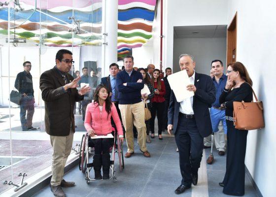 Inauguran el nuevo Centro Estatal de Rehabilitación Ingudis