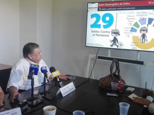 Cuestiona Observatorio Ciudadano de León figura de víctimas colaterales