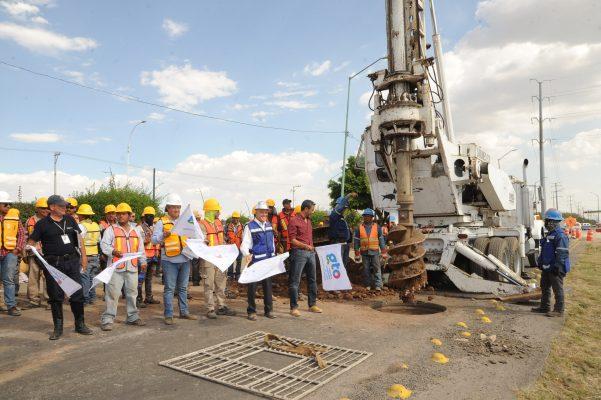 Inician puente en el Morelos